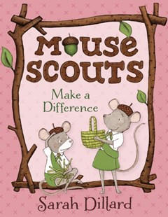 (ebook) Mouse Scouts: Make A Difference - Children's Fiction