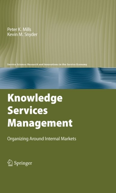 Knowledge Services Management