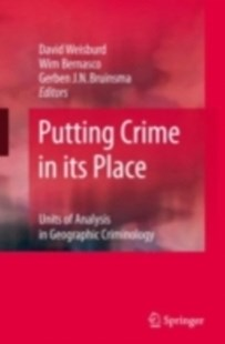 (ebook) Putting Crime in its Place - Science & Technology Chemistry