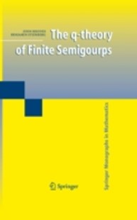 (ebook) q-theory of Finite Semigroups - Reference Medicine