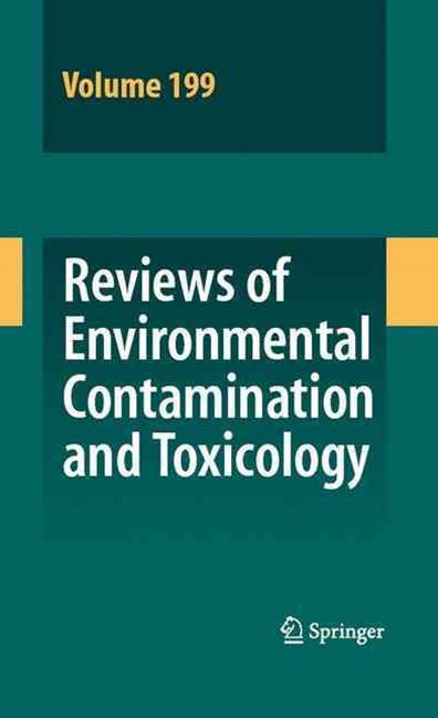 Reviews of Environmental Contamination and Toxicology 199