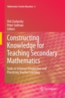 (ebook) Constructing Knowledge for Teaching Secondary Mathematics