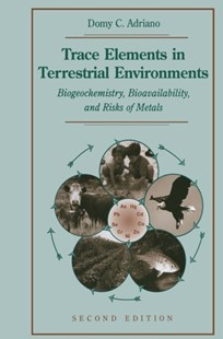 (ebook) Trace Elements in Terrestrial Environments - Home & Garden Agriculture
