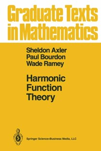(ebook) Harmonic Function Theory - Science & Technology Mathematics