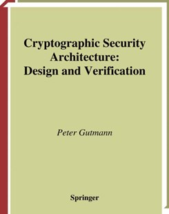 (ebook) Cryptographic Security Architecture - Computing Hardware