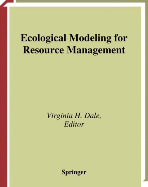 (ebook) Ecological Modeling for Resource Management
