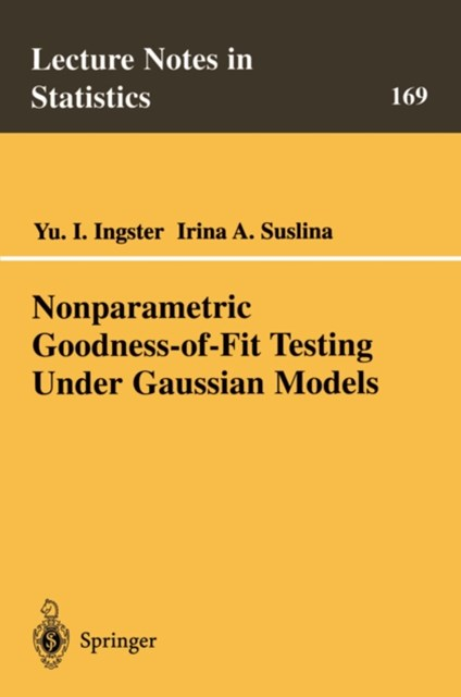 Nonparametric Goodness-of-Fit Testing Under Gaussian Models