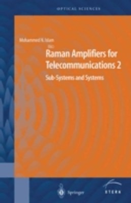 (ebook) Raman Amplifiers for Telecommunications 2
