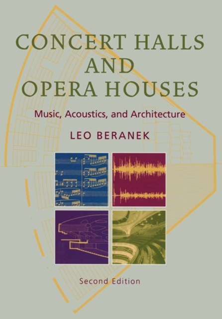 (ebook) Concert Halls and Opera Houses