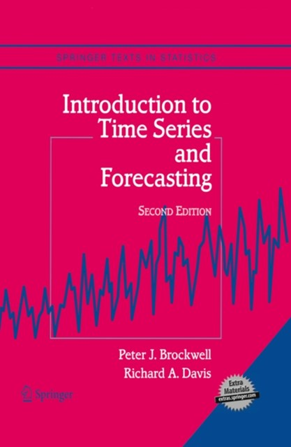 (ebook) Introduction to Time Series and Forecasting