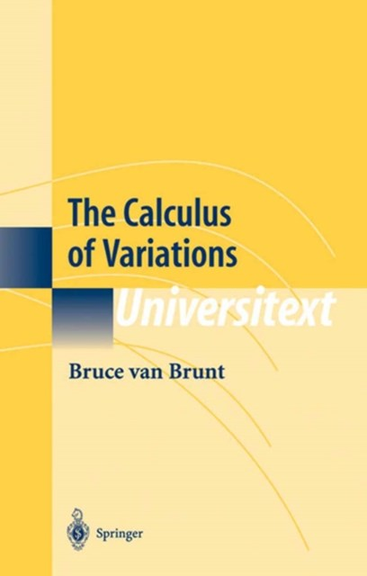 (ebook) Calculus of Variations