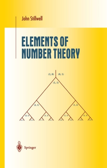 (ebook) Elements of Number Theory
