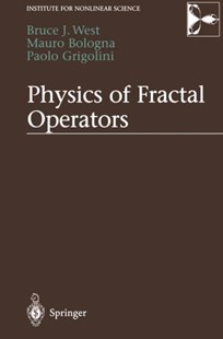 (ebook) Physics of Fractal Operators - Science & Technology Mathematics
