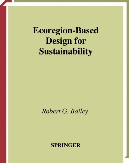 (ebook) Ecoregion-Based Design for Sustainability