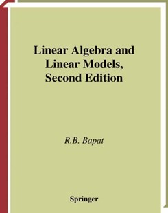 (ebook) Linear Algebra and Linear Models - Business & Finance