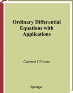 (ebook) Ordinary Differential Equations with Applications - Science & Technology Mathematics