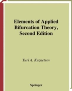 (ebook) Elements of Applied Bifurcation Theory - Science & Technology Mathematics