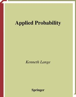 (ebook) Applied Probability - Reference Medicine