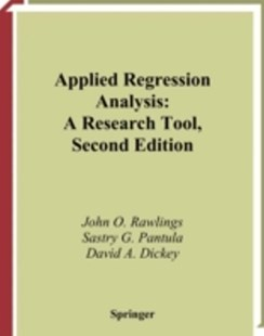 (ebook) Applied Regression Analysis - Science & Technology Environment