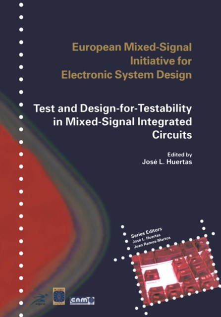 (ebook) Test and Design-for-Testability in Mixed-Signal Integrated Circuits
