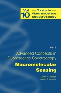 (ebook) Advanced Concepts in Fluorescence Sensing - Science & Technology Biology