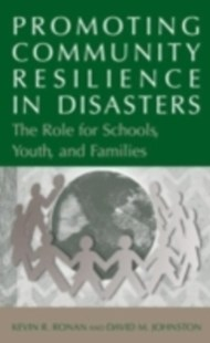 (ebook) Promoting Community Resilience in Disasters - Education Teaching Guides