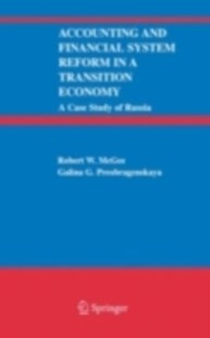 (ebook) Accounting and Financial System Reform in a Transition Economy: A Case Study of Russia - Business & Finance Accounting