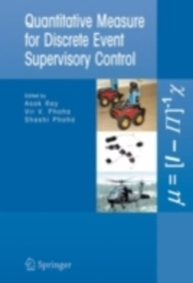 (ebook) Quantitative Measure for Discrete Event Supervisory Control