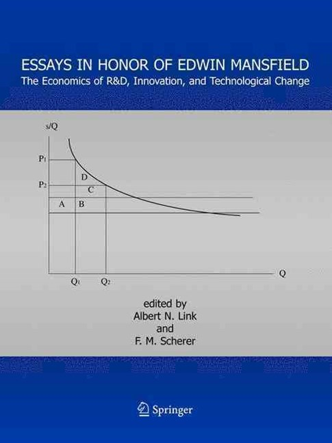 Essays in Honor of Edwin Mansfield