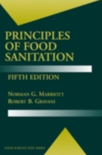(ebook) Principles of Food Sanitation - Science & Technology Engineering