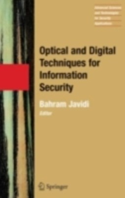 (ebook) Optical and Digital Techniques for Information Security