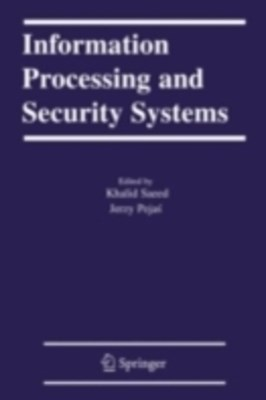 (ebook) Information Processing and Security Systems