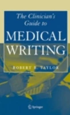 (ebook) Clinician's Guide to Medical Writing