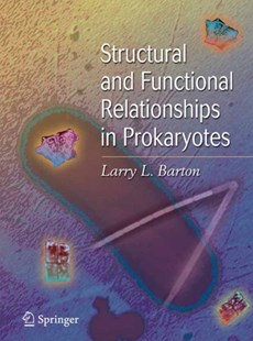 (ebook) Structural and Functional Relationships in Prokaryotes - Science & Technology Biology