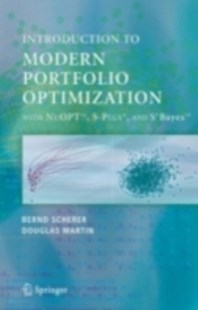 (ebook) Modern Portfolio Optimization with NuOPT(TM), S-PLUS(R), and S+Bayes(TM) - Business & Finance Finance & investing