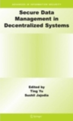 (ebook) Secure Data Management in Decentralized Systems