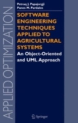 (ebook) Software Engineering Techniques Applied to Agricultural Systems