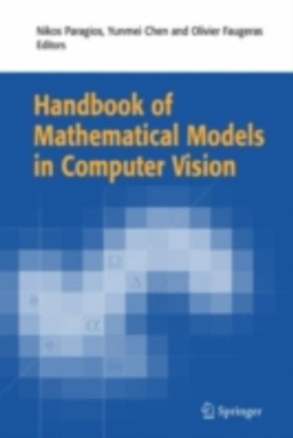(ebook) Handbook of Mathematical Models in Computer Vision