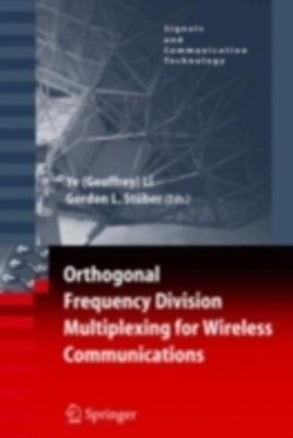 (ebook) Orthogonal Frequency Division Multiplexing for Wireless Communications