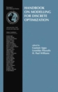 (ebook) Handbook on Modelling for Discrete Optimization - Business & Finance Organisation & Operations