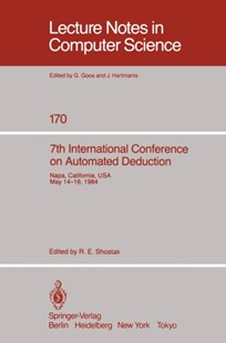 (ebook) 7th International Conference on Automated Deduction - Computing Programming