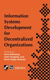 (ebook) Information Systems Development for Decentralized Organizations - Business & Finance Business Communication