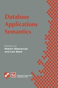 (ebook) Database Applications Semantics - Computing Database Management