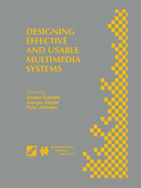 (ebook) Designing Effective and Usable Multimedia Systems