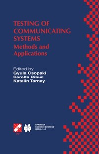(ebook) Testing of Communicating Systems - Computing Hardware