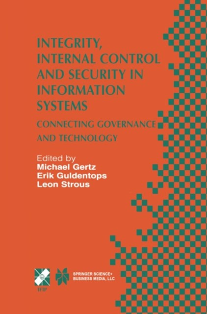 (ebook) Integrity, Internal Control and Security in Information Systems