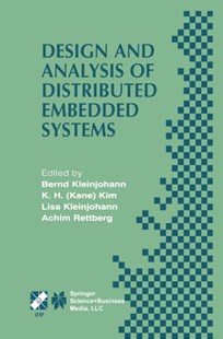 (ebook) Design and Analysis of Distributed Embedded Systems - Computing Hardware