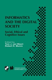 (ebook) Informatics and the Digital Society - Business & Finance Careers