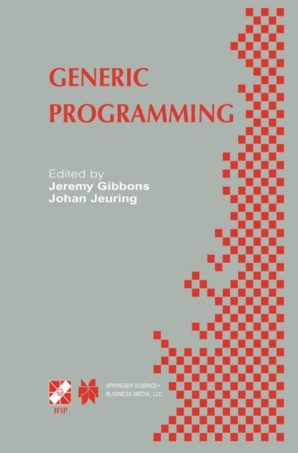 (ebook) Generic Programming