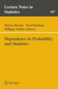 (ebook) Dependence in Probability and Statistics - Science & Technology Mathematics
